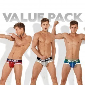 Pack Basic Three Brief