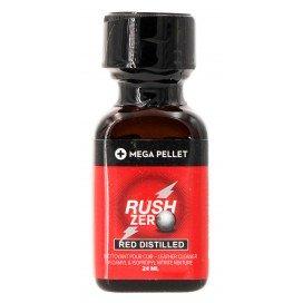 Rush Poppers RUSH ZERO Red Distilled 24mL