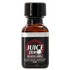 Poppers Juice Zero Black Label 24mL