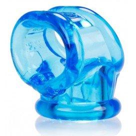 Ballstretcher Cocksling-2 Bleu Ice