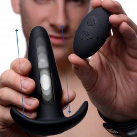 Thump It Plug Vibrant à Percussions THUMP IT Medium 12 x 4 cm