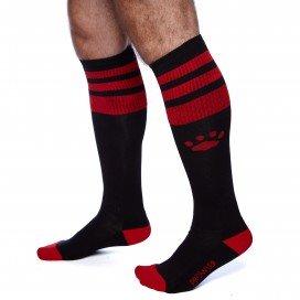 Chaussettes de Foot RED Noires