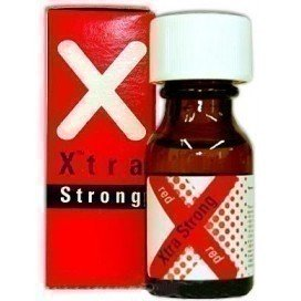 Push Poppers Xtra Strong Red 15mL