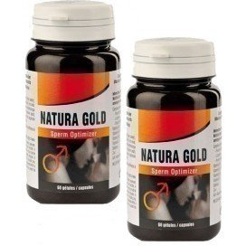 Natura Gold Massive Sperm Optimizer x2
