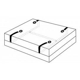 Frisky Kit de 4 liens de retenues pour Lit
