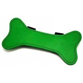 Os en cuir Puppy vert