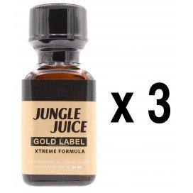 Jungle Juice Jungle Juice Gold Label 24mL x3
