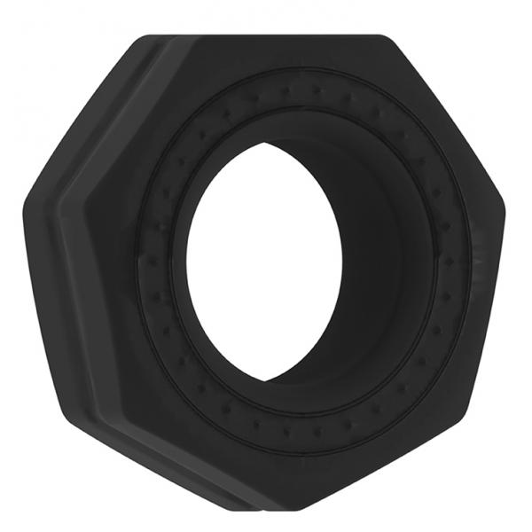 Cockring Nut Flex Sono N°43 - 32mm Noir