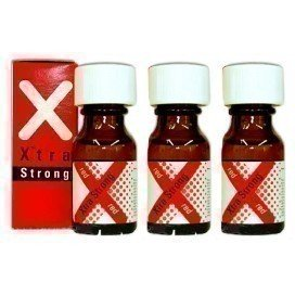 Xtra Strong Red 15mL x3