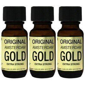 Original Amsterdam Gold 25mL x3