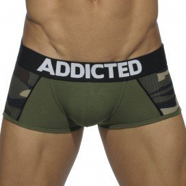 Addicted Combi Mesh Boxer Army