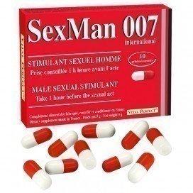Vital Perfect SexMan 007 10 gélules
