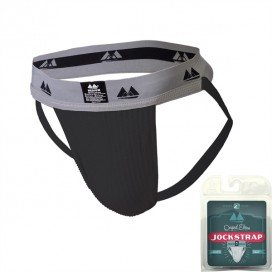 MM Edition Jockstrap Jockstrap Original Waist 2 Band Noir