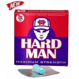 Stimulant sexuel Hard Man 1 gélule
