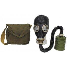 Masque à gaz avec réserve