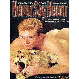 Never Say Never DVD