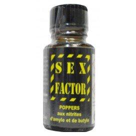 New Millenium Poppers Sex Factor 15 mL