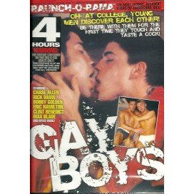 Gay Boys - Gay DVD
