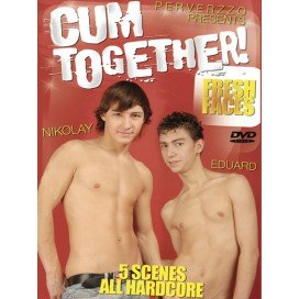 Cum Together! DVD