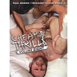 Treasure Island Cheap Thrills 8 DVD