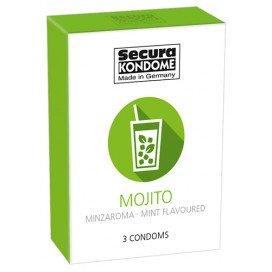 Préservatifs Mojito x3