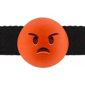 Shots Toys Baillon EMoji Mad Orange