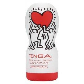 Tenga Tenga Original Vacuum Cup by Keith Haring