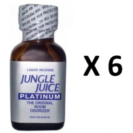 Jungle Juice Jungle Juice Platinum 24mL x6