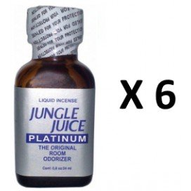Jungle Juice Jungle Juice Platinum 24mL x6