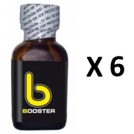 Booster Booster 25mL x6