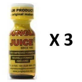 Jungle Juice Original 25mL x3