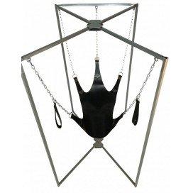 Cockpik Sling en Cuir complet avec armature