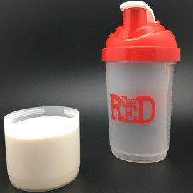 The Red Shaker à lubrifiant 600mL