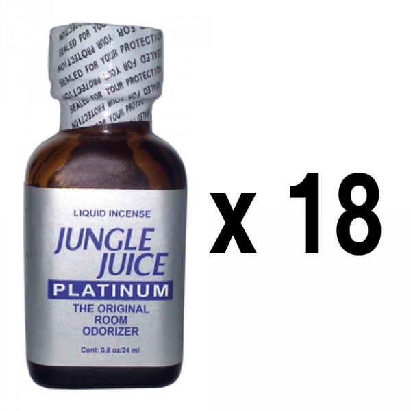 Jungle Juice Platinum 24mL x 18