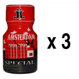 Amsterdam Special 10ml x3