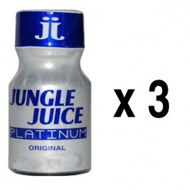 Jungle Juice Platinum 10mL x3