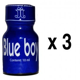Locker Room Blue Boy 10mL x3
