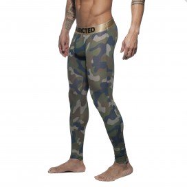 Addicted LongJohn CAMO Army
