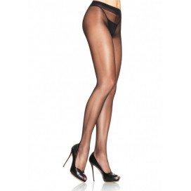 Leg Avenue Collants basic - Noir