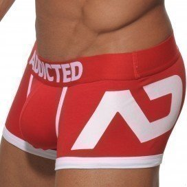 Disco Push Up Boxer Rouge