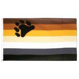 Drapeau Bears 90 x 150 cm