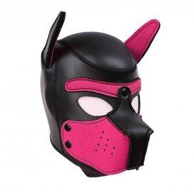 FUKR Neoprene Puppy Hoods PINK