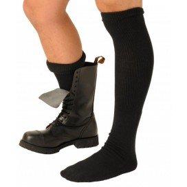 Chaussettes Boot noires