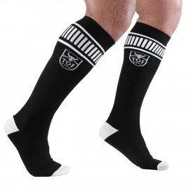 Chaussettes Football Noires