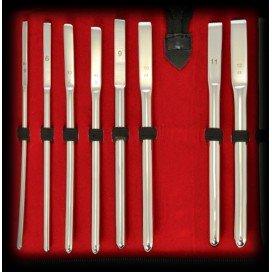 Kit de 8 Tiges d'urètre 5-12mm
