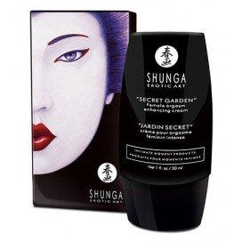 Shunga Crème Orgasmique Jardin Secret - 30ml