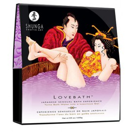 Shunga Bain Japonnais LoveBath - Lotus Sensual