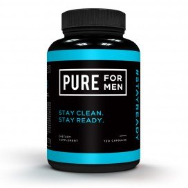 Pure For Men Pure For Men 120 Capsules
