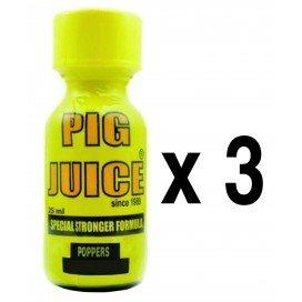 Pig Juice 25mL x3
