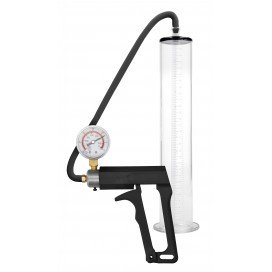 "Pumped Ultra-Premium Pump 12"" - Transparent"